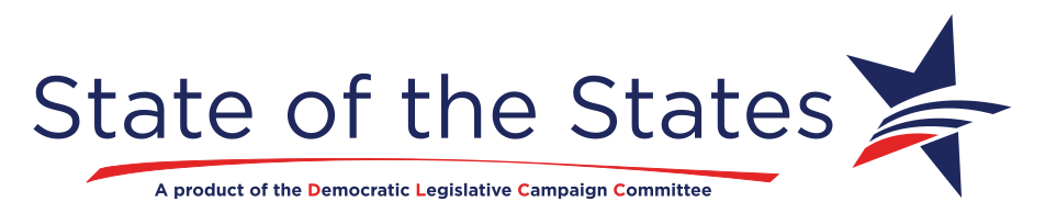 State of the States - a product of the Democratic Legislative Campaign Committee